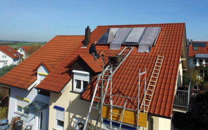 Dachsanierung, Dachrenovierung & Dachreparatur Heilbronn