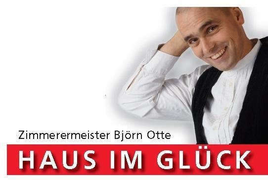 Ihr Hans im Glück: Zimmerer und Zimmermeister Björn Otte.