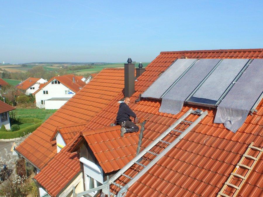 Dachdecker für Wiernsheim gesucht? Zimmerei Otte GmbH, Ihr Profi für Dachreparatur