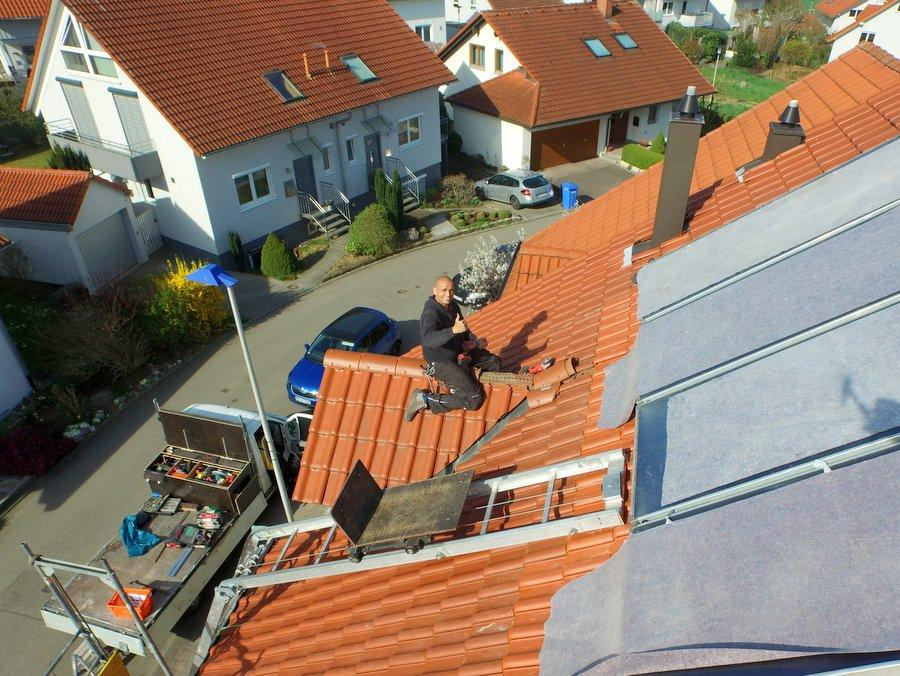 Dachdecker  Pforzheim gesucht? Zimmerei Otte GmbH, Ihr Profi für Dachsanierungen