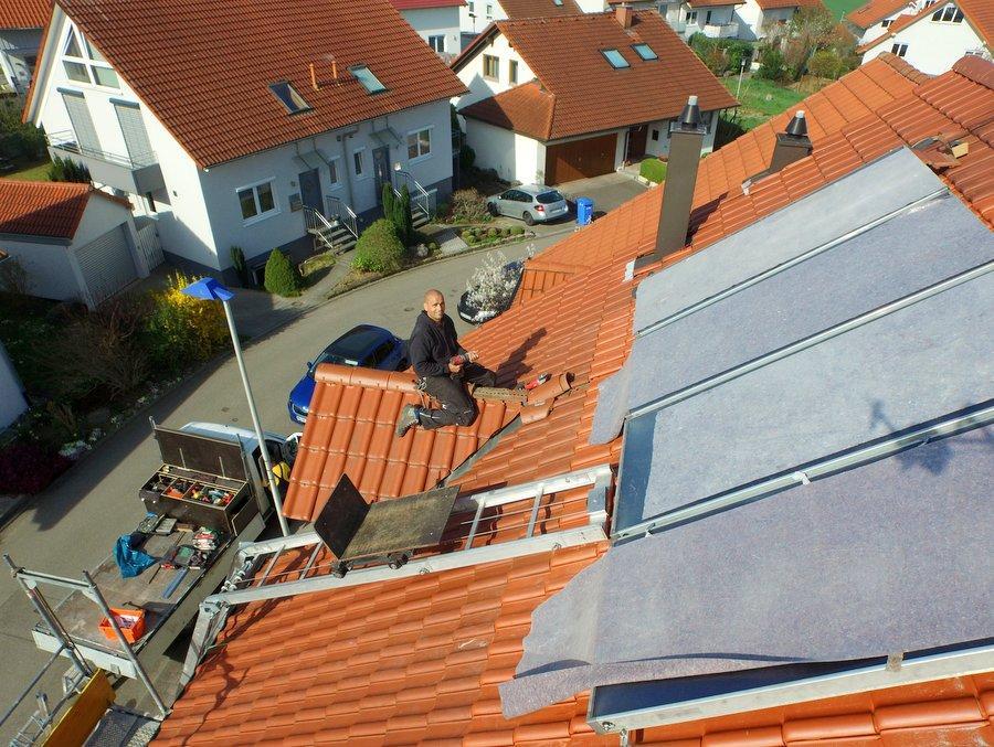 Dachdecker  Sandhausen gesucht? Zimmerei Otte GmbH, Ihr Profi für Dachreparatur