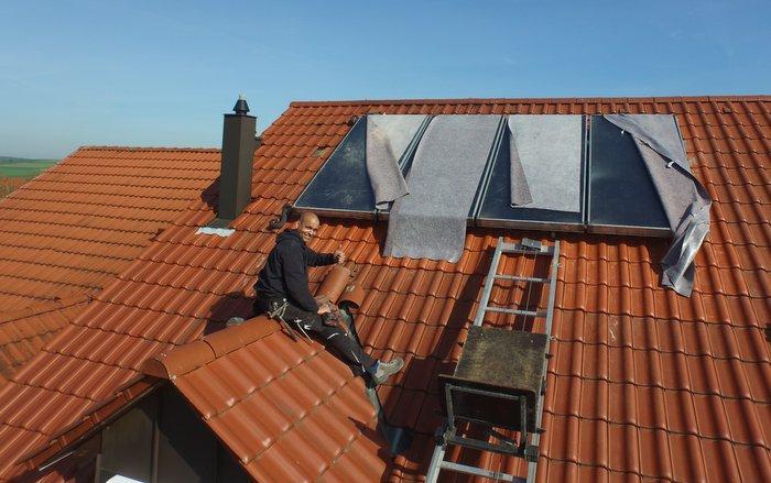 Dachgauben Bau, Dachgauben Sanierung & Reparatur Heilbronn